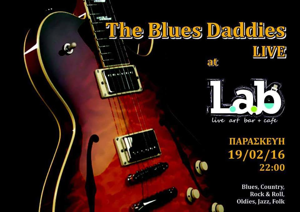 The Blues Daddies Live Lab