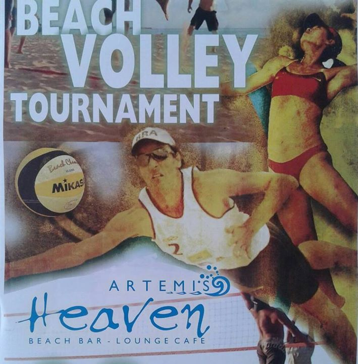artremis beach volley
